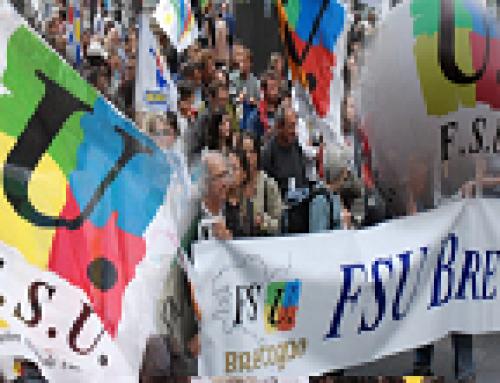 Le 9 octobre, mobilisé.e.s contre la politique de Macron pour de nouvelles conquêtes sociales!
