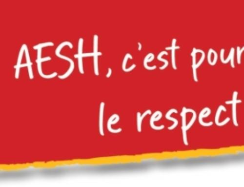 Mobilisation AESH jeudi 11 février 2021